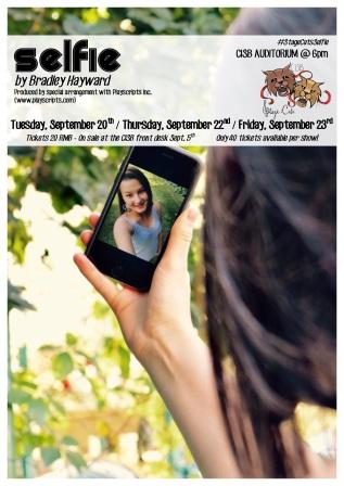 Selfie Poster Paulina 1