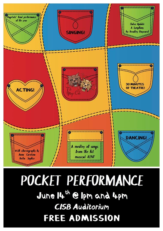 Pocket Performance June 2017 Poster