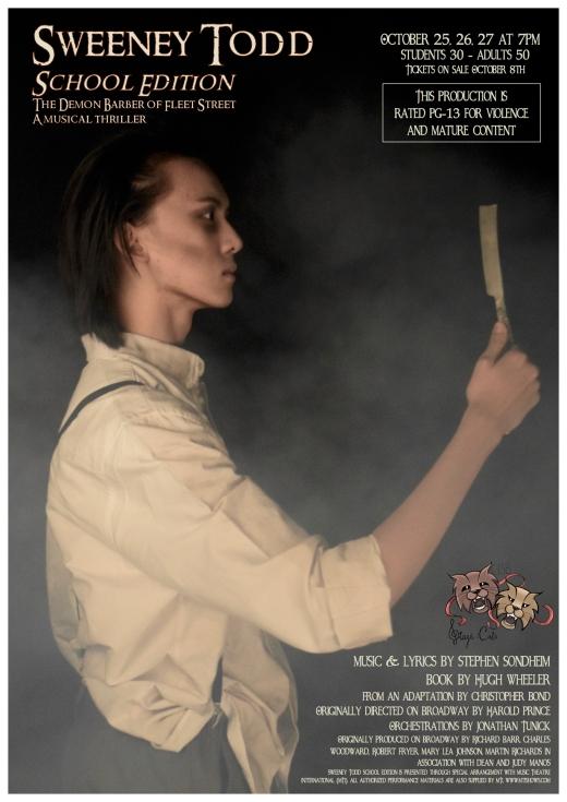 Sweeney Poster 1